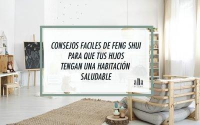 Feng Shui para habitaciones infantiles saludables