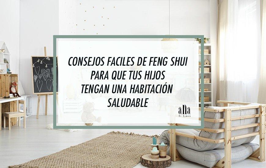 habitaciones infantiles fotos Feng Shui Para Habitaciones Infantiles Saludables Ana De Ramn