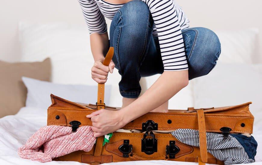 ¿Cómo preparar una maleta siguiendo el Feng Shui?