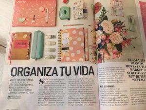 Revista Cosmopolitan presa escrita