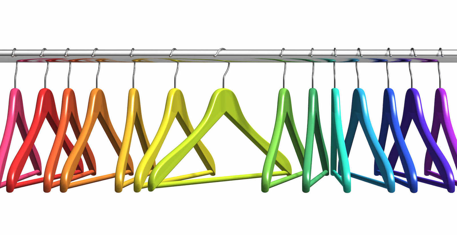 Color en la ropa según el Feng Shui